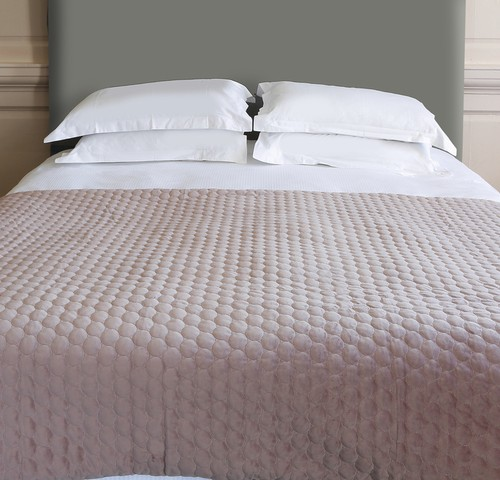 Scatterbox Halo Throw Lilac