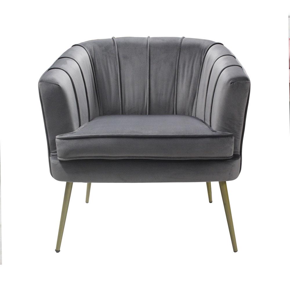 Thea Accent Tub Chair Grey