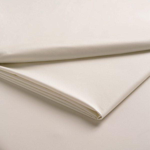 King Size Pillowcases (pair) 400 TC Cotton Sateen Linen