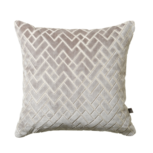 Scatterbox Fracture Grey Cushion 43x43cm