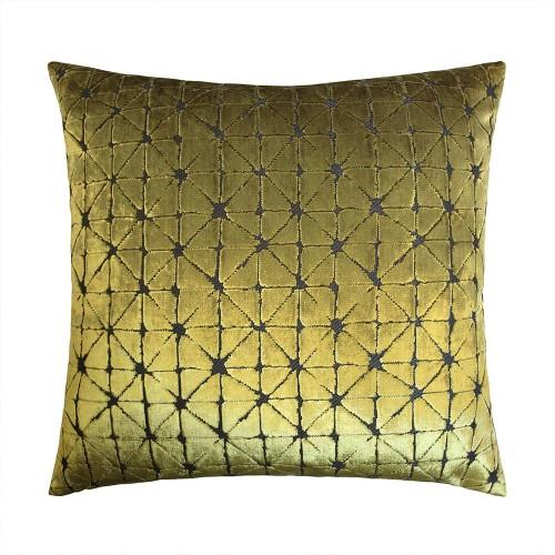 Scatterbox Jasper Grey Gold Cushion 43x43cm