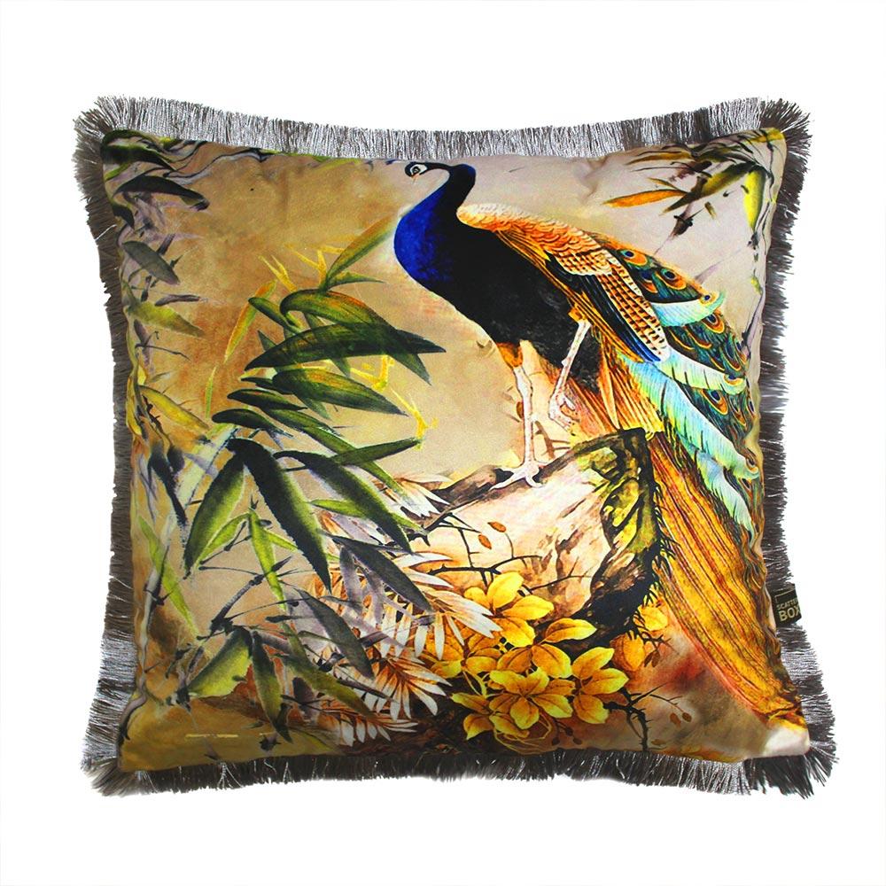 Scatterbox Shiva Blue Cushion 45x45cm