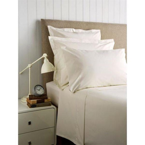 Christy 400 cotton sateen linen