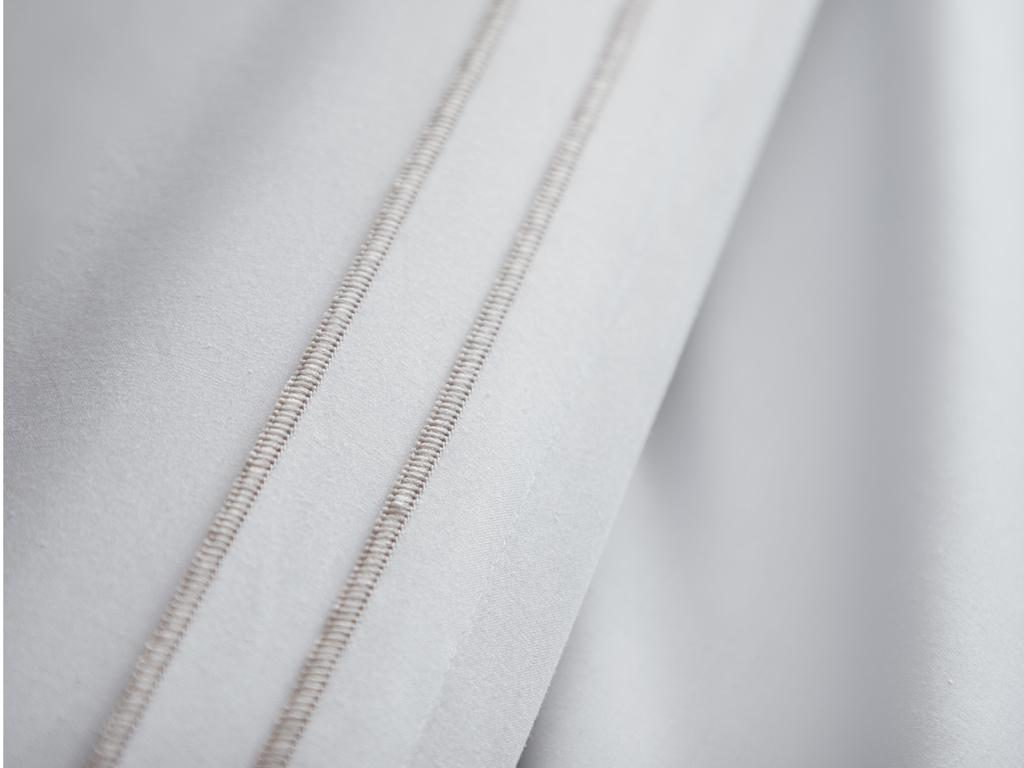 Alden Linen 100% Cotton Duvet Set