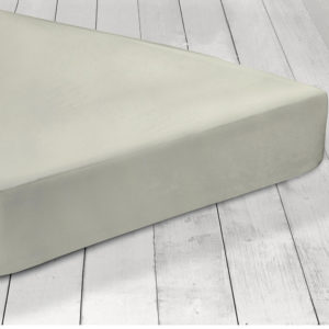 Appletree Fitted Sheet (Extra Deep) Silver