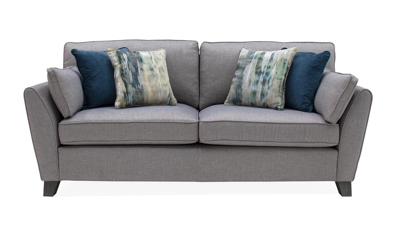 Cantrell Grey Sofa