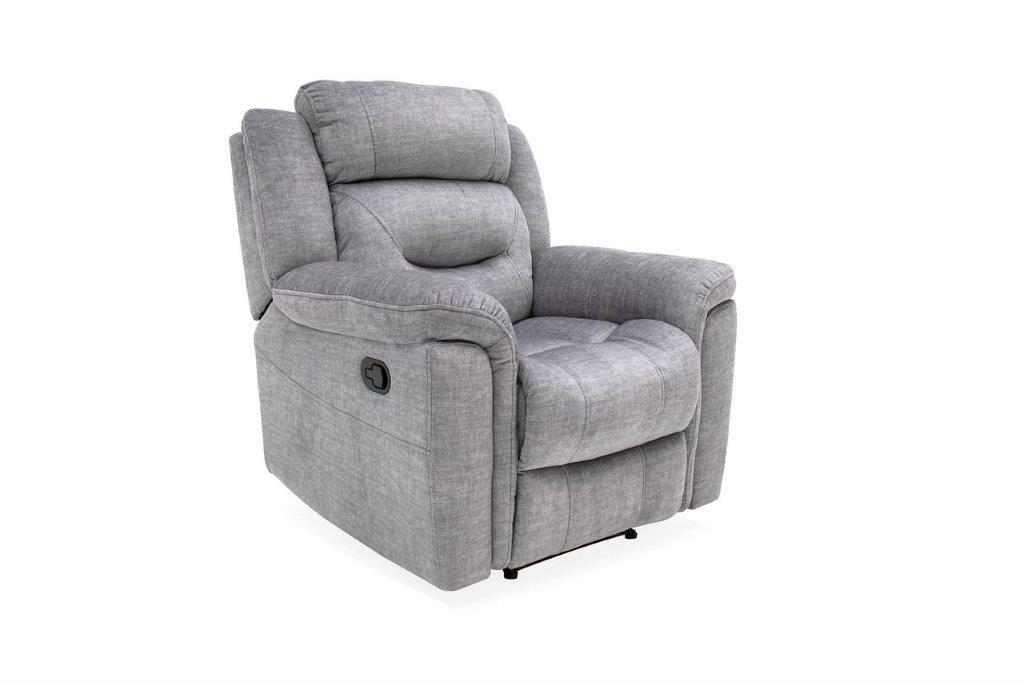 Dudley Grey Sofa