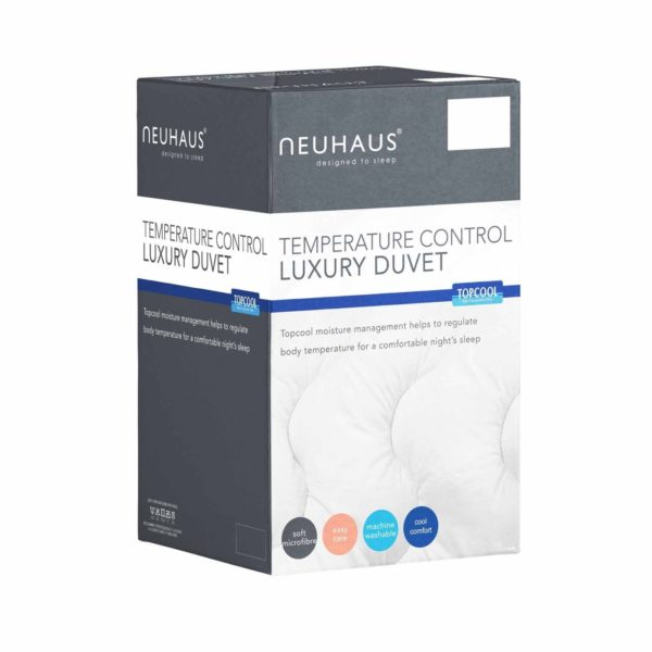 Neuhaus Temperature Control Duvet