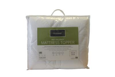 Anti Allergy Mattress Topper