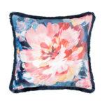 Fleur Blue Cushion