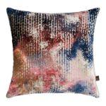 Nisha Pink Blue Cushion