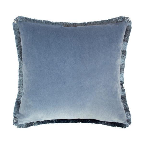 Avari Blue Cushion Reverse