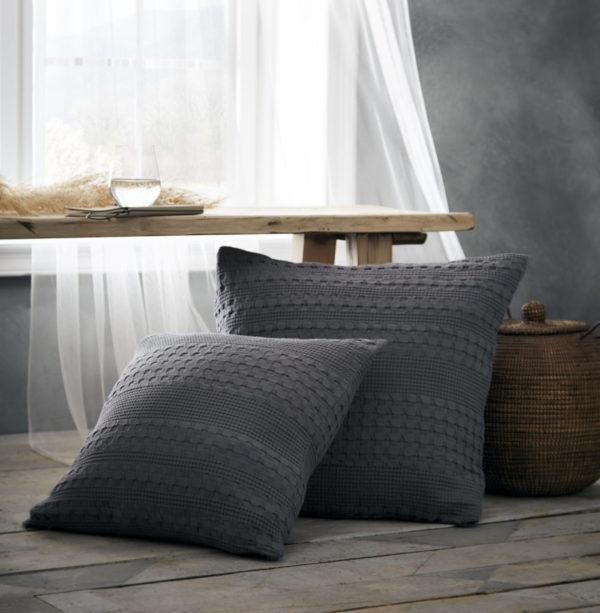 Amara Waffle Cushion