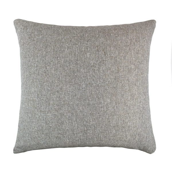 Bowie Silver Cushion Reverse