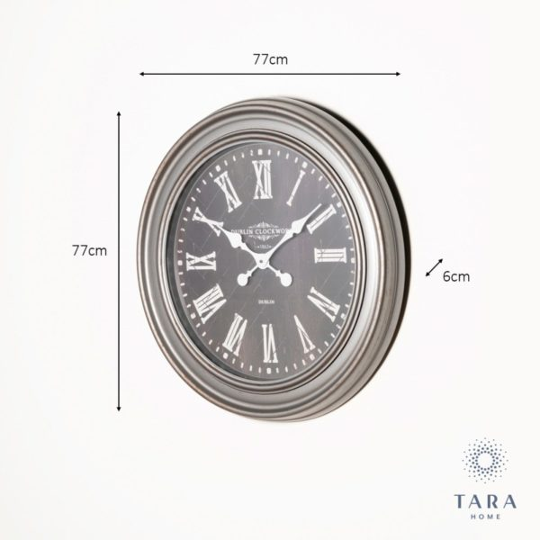 Janna Clock Measurements