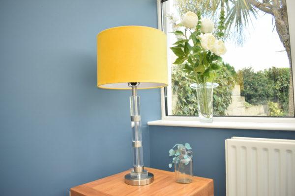 Mustard Table Lamp