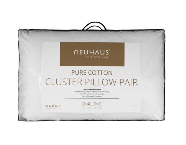 Neuhaus Cotton Stripe Pillow Pair