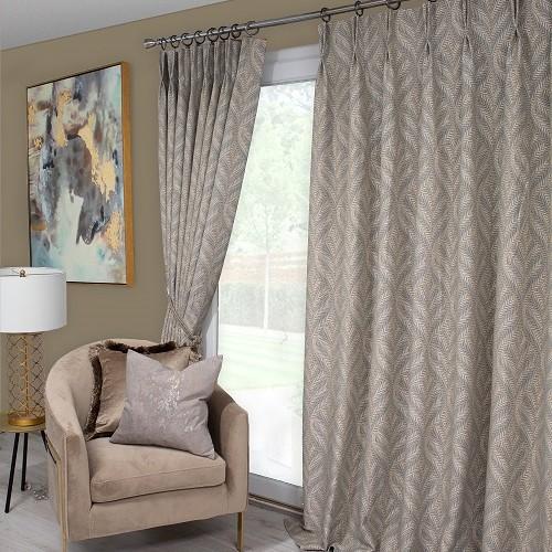Sika Natural Curtains