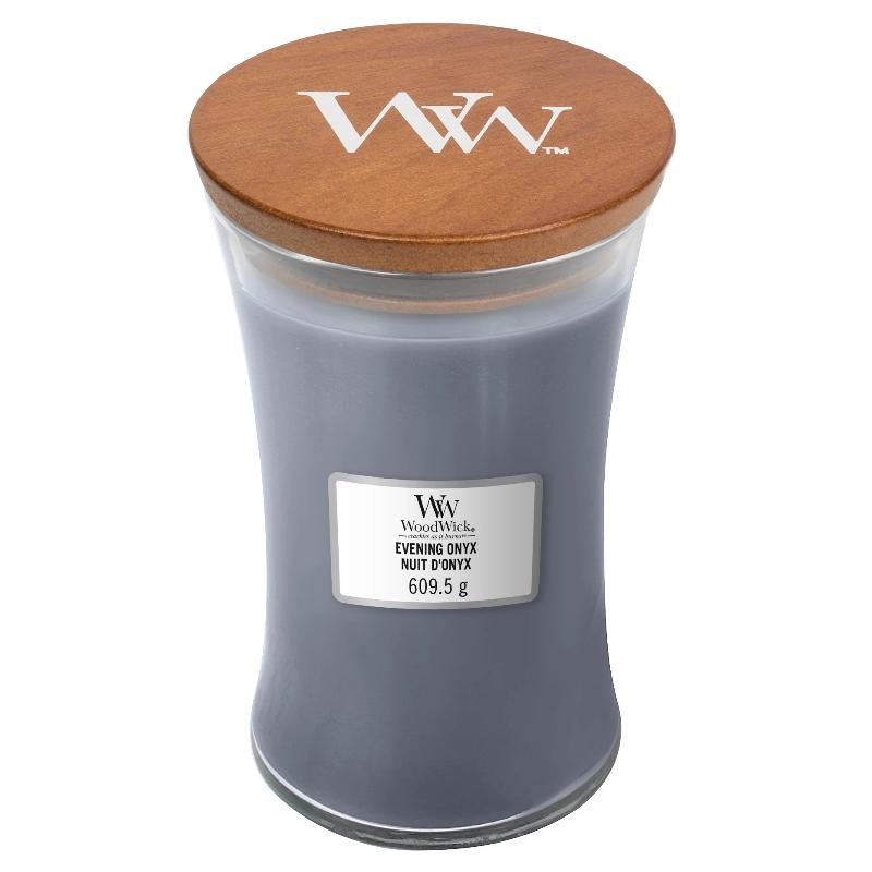 Woodwick Large Jar Evening Onyx