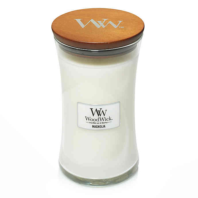 Woodwick Large Jar Magnolia