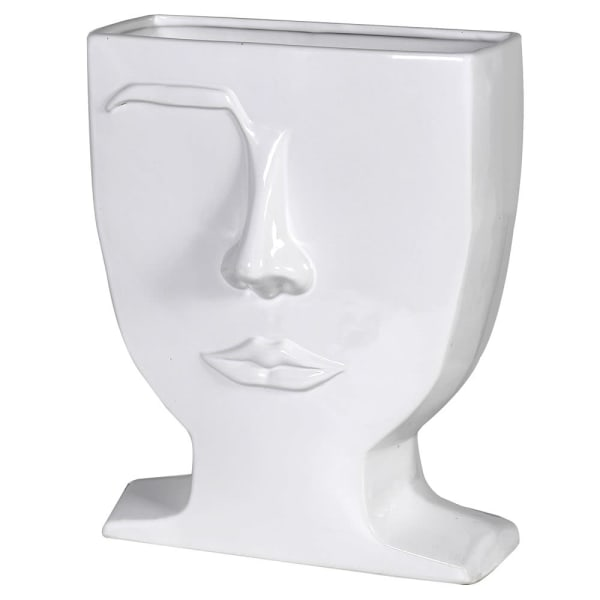 Abstract Male Ceramic Vase