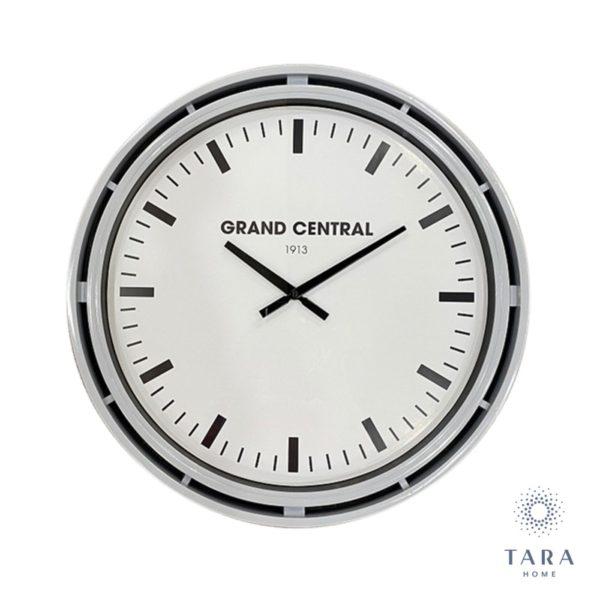 Grand Central Clock Grey