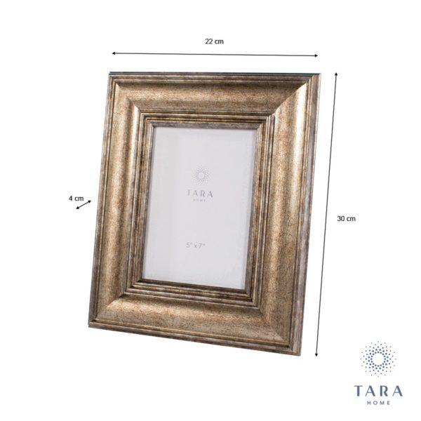 Leo Gold Frame 5x7