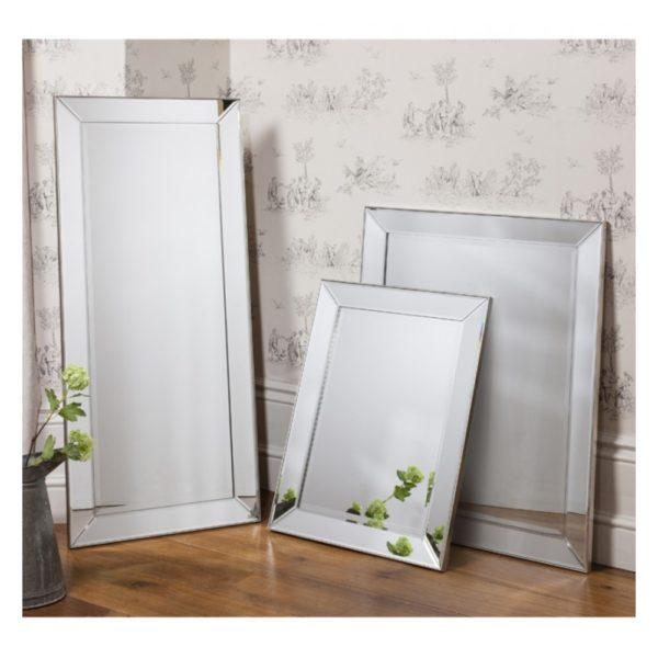 Baskin Long Leaner Mirror