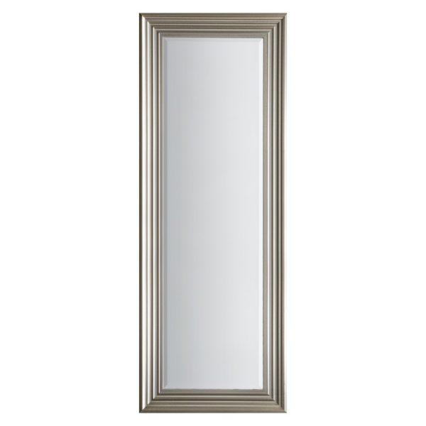 Haylen Mirror Brushed Steel