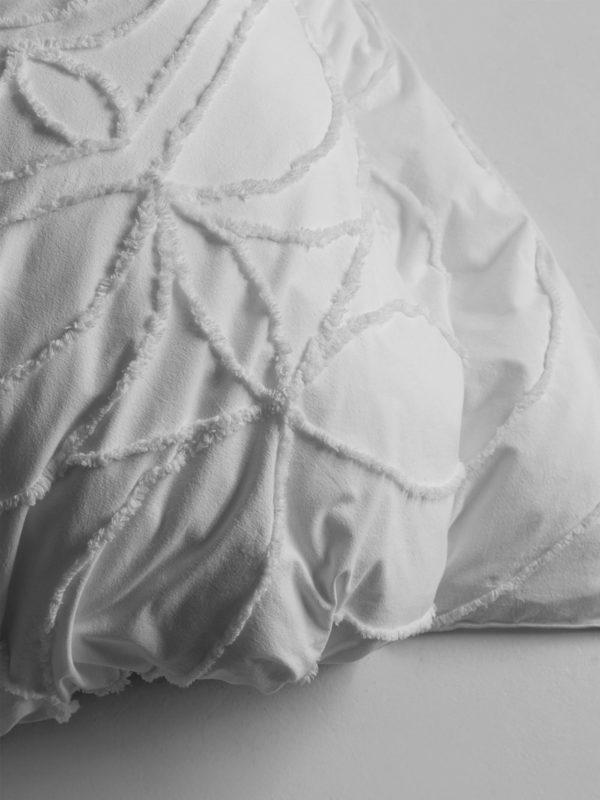 Manisha Duvet Set White