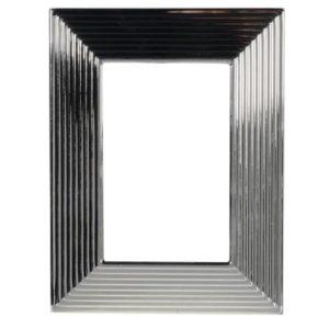 Silver Plate Photo Frame 10x15