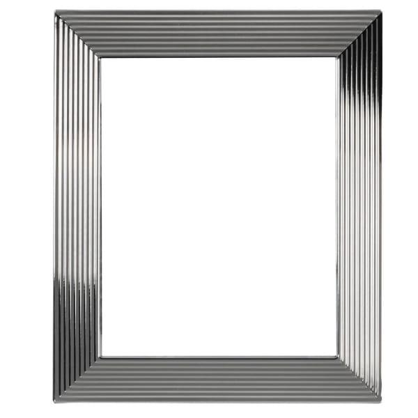 Silver Plate Photo Frame 20x25