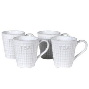Tea Mugs S4
