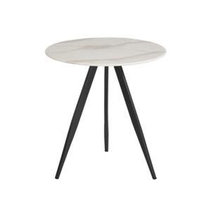 Circ Lamp Table