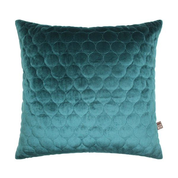 Halo Teal Cushion