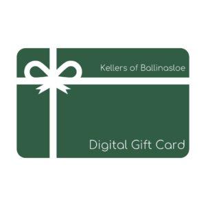 Kellers of Ballinasloe Digital Gift Card